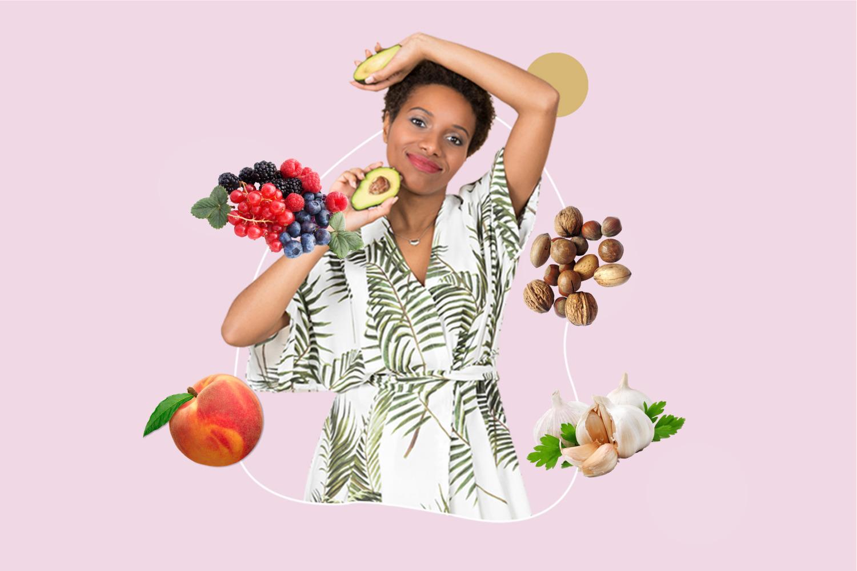 9 foods for Estrogen